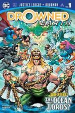 Justice League/ Aquaman: Drowned Earth #1!