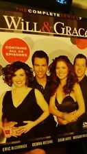 Will And Grace - Season 7 - Complete (DVD, 2006, 6-Disc Set, Box Set) - USED/EXC