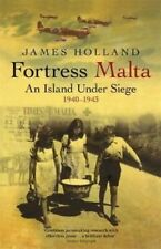 NEW Fortress Malta By James Holland Paperback Free Shipping