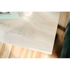Sauder Edge Water Side Table 419239 Chalked Chestnut