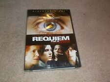 Requiem For A Dream Director's Cut Dvd Darren Aronofsky Jared Leto Ships Free!