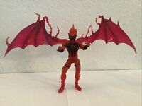 Toybiz Marvel Legends Inhuman Torch from House of M boxset TRU exclusive Loose