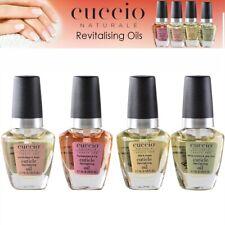 Cuccio Cuticle Oil Mini Revitalising Set Manicure Nail Treatment 4x 3.7ml