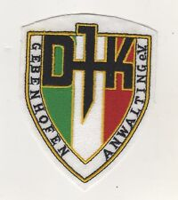 Sports Patches Patches Djk Gebenhofen-Anwalting Football Association