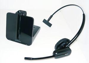 DECT Headset Plantronics CS540A