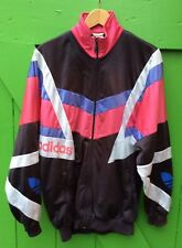 Retro Adidas Grey, Pink, White And Purple Jacket Chest Size 52""