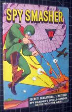 Spy Smasher #11 Fawcett Classic Raboy Nazi cover 1943