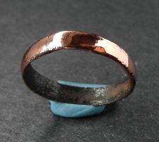 Genuine Medival bronze wedding ring - wearable