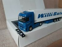 Actros  1846  Nr.4717 Italia    Willi Betz   Reefer Trailer 3511 Holland