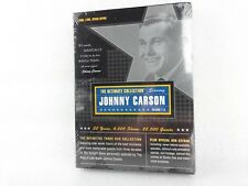Johnny Carson The Ultimate Collection Vol.1-3 (DVD, 3-Discs) Brand New