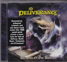 DELIVERANCE - WEAPONS OF OUR WARFARE (NEW-CD, 1990, Retroactive) Xian Thrash