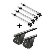 4 xfahrradträger Bike Pro + Galerie original acier pour RENAULT ESPACE 5tür à partir de 15