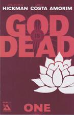 God is Dead 1 Jonathan Hickman Di Amorim Avatar Press First Print NM