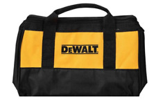 "DeWALT Contractor Tool Bag Box Case Heavy Duty 12"" NEW"