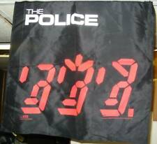 Police 2 Foot Wall Hanging - Vintage - Ghost In The Machine - Rare