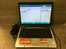"""Toshiba Satellite A135-S4467 15.4"""" Laptop Core 2 Duo 1.6GHz 1GB RAM 500GB HDD"""