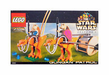 LEGO StarWars Gungan Patrol (7115)