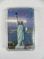 New York City Spielkarten Freiheitsstatue 52er Blatt,Souvenir Amerika