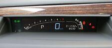 For Citroen C6 dash instrument panel cluster digital display repair kit