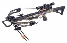 New Centerpoint Archery Mercenary 370 Crossbow Package with 4x32 Scope 370fps