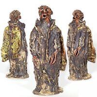 "Skulptur ""Uriel"" 23cm Unikat Keramik Andreas Loeschner-Gornau"
