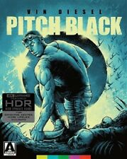 New listing Pitch Black 4K Uhd 06/20 4K (used) Disc Only
