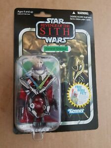 """Star Wars The Vintage Collection ROTS VC17 General Grievous 3.75"""""""