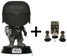 Funko pop! - Star Wars-Knight of ren (Cannon Arm) # 334 + Mystery mini * embalaje original *