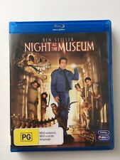 Night At The Museum (Blu-ray, 2009)