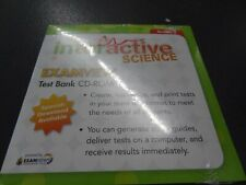 Interactive Science Grade 2 ExamView Exam View Test Bank CD-ROM