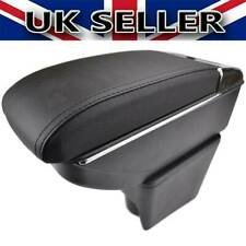 For VW Polo Vento 2010-2017 Duel Central Console Armrest Storage Compartment