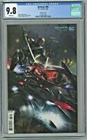 Batman #86 CGC 9.8 Variant Cover Francesco Mattina Edition