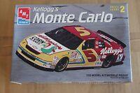 AMT/Ertl Terry Labonte #5 Kellogg's Corn Flakes Monte Carlo Model Kit