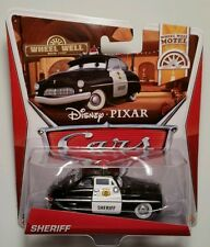 Disney Pixar Cars • Sheriff • 2013 Wheel Well Motel Cardback
