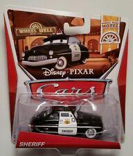 Disney Pixar Cars • Sheriff • 2013 Wheel Well Motel Cardback