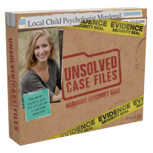 Unsolved Case Files: Harmony Ashcroft