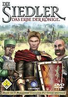 Die Siedler: Das Erbe der Könige PC, 2004, DVD-Box Aquariumeffekt Bonusmaterial