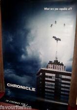 Cinema Banner: CHRONICLE 2012 Dane DeHaan Alex Russell Michael B. Jordan