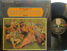 Serendipity Singers - Take Your Shoes Off with the  (Philips 600-151) (Stereo)