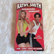 Kathy Smith - Kickboxing Workout  VHS  1999
