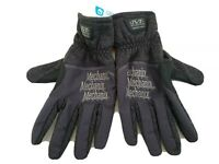 Mechanix Wear Men's XL Grey Winter Fleece Insulated Work Gloves Touchscreen