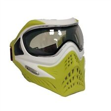 V-Force Grill Special Color Thermal paintball mask - White on Lime  - NEW