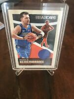 Panini NBA HOOPS Luka Doncic Rookie Remembrance Relic No. RR-LDC