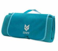 CGear Sandlite Sand-Free Beach Mat Marine Blue