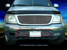 Billet Grille Grill Bumper  For Ford F150 F-150 2WD Expedition 99-03