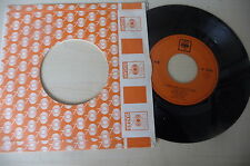 "JOHNNY MATHIS ""GINA- disco 45 Giri CBS Italy 1962"""
