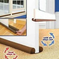 New Flexible Door Bottom Sealing Strip Soundproof Noise Door Tools B1N9