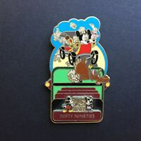 DLR - 75th Anniversary Nifty Nineties 3D Limited Edition 2000 Disney Pin 31771