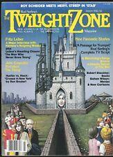 Twilight Zone V 1 # 12 1982 Science Fiction Horror Magazine Fritz Leiber Thing