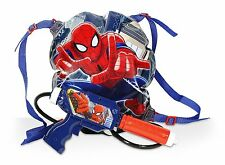 Marvel Spiderman  Water Blaster Backpack New 30860SPD